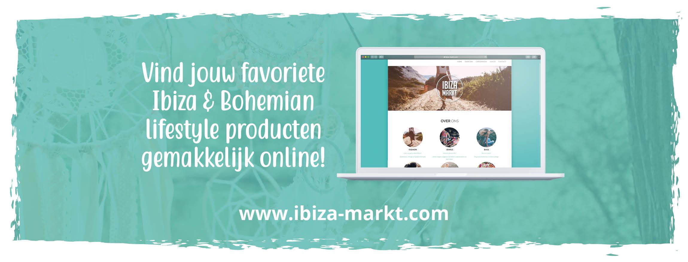 Ibiza markt banner 2020